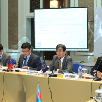 Consultation Meeting with the CAREC National Focal Points (2015)