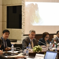 Consultation Meeting with the CAREC National Focal Points (2017)