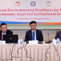 Workshop on Environmental Readiness for E-Commerce: Economic, Legal, and Institutional Factors