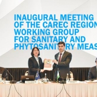 First CAREC Sanitary and Phytosanitary Regional Working Group Meeting
