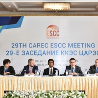 CAREC Energy Sector Coordinating Committee Meeting (April 2019)