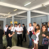 CAREC Advanced Transit System/Information Common Exchange: Technical Working Group Meetings