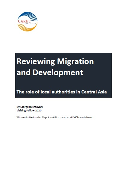 Reviewing Migration and Development: The role of local authorities in Central Asia