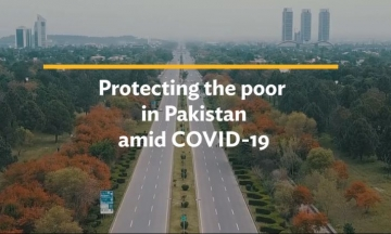 Protecting the Poor in Pakistan Amid COVID-19