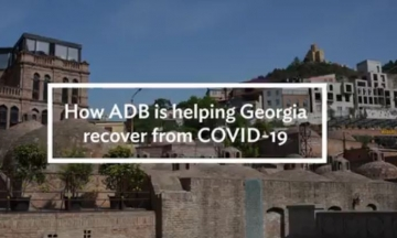 How ADB is Helping Georgia Recover from COVID-19