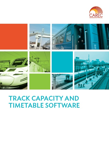 Track Capacity and Timetable Software