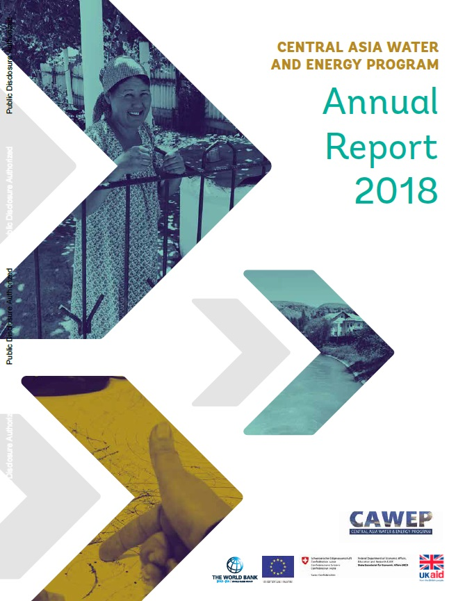 Central Asia Water and Energy Program: Annual Report 2018