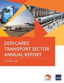 2019 CAREC Transport Sector Annual Report